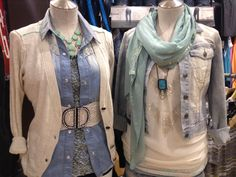 #buckle #store40 #mannequins #spring #mint