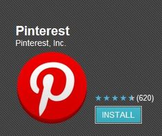 #pinterest Pinterest App For Android Released. Now available in Google Play Store. Enjoy Pinning :)