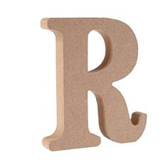 $2.99  - Smartcoco 10cm High DIY Creative Home Decor Wooden Letters Birthday Gift Bridal Wedding Party Decorations Crafts 1pcs ** You can get more details by clicking on the image. (This is an affiliate link) #WallStickersMurals