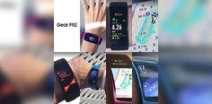 Novas imagens revelam suposto Samsung Gear Fit 2