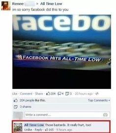 Dammit facebook!