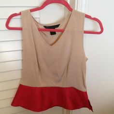 Marc by Marc Jacobs xs color blocking top Brand new & never worn Marc by Marc Jacobs color blocking top!! Size XS and 100% silk! Great condition!! Marc by Marc Jacobs Tops