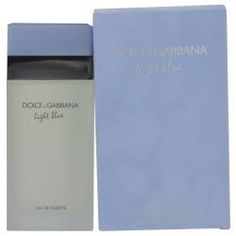 D & G LIGHT BLUE by Dolce & Gabbana - EDT Spray 6.7 oz - Women