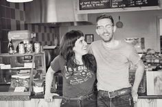 The food artists behind The Fox & Fig in Spruce Pine, NC
