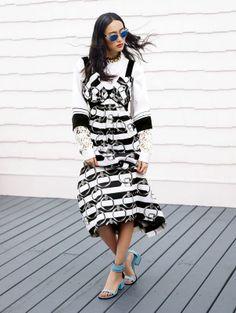 #bw #fashion #dress
