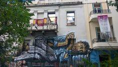 Street art, Exarhion