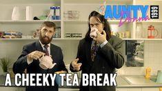 A Cheeky Tea Break