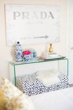 Guest Bedroom Redo with Minted | Chronicles of Frivolity
