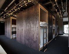 Capsule Hotel, Interior Architecture, Interior Design, Behance, Profile, Victoria, Gallery, Check, Projects