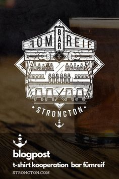 Stroncton Pub Crawl: Fümreif X Stroncton Pub Crawl, Post, My T Shirt, Chevrolet Logo, My Design, Shirt Designs, Blog, Camping, Heart