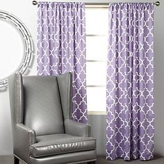 Lilac curtains                                                       …