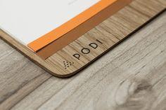 Podi by Bravo, Singapore. #branding #menus