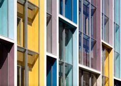 Sølvgade school in Copenhagen, by C.F. Møller Architects