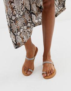 Schwarze Runde Zehe Flache Mode Beiläufige Römer Hippie Knöchel Sandalen Damen Schuhe