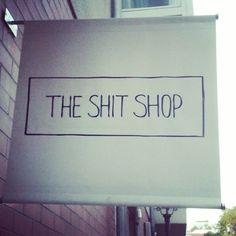 #Berlin #TheShitShop #real #shit
