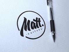 Matt Guitars by Evgeny Tutov