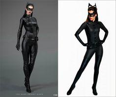 disfraces de halloween catwoman