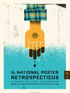 OMG Posters! » Archive » The National Poster Retrospecticus – 8 New Prints Available At Shows (And Via Email)