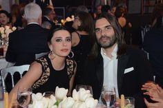 Nadine Labaki at LAU 2nd Fundraising Gala Dinner.