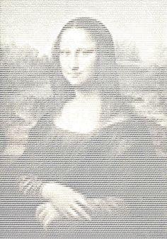 De una imagen dada o traída por ellos, deberán copiarla utilizando letras.