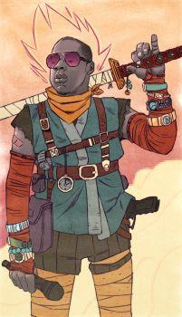 Chrono Jigga by JakeWyatt
