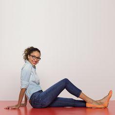 Just in! Essential Stretch Ankle Skinny in Meditation #dENiZENStyleHunters #StyleHunters