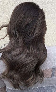 Ash Brown Hair Color For Cool Tones
