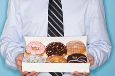 Outlast Your Cravings All Day:  Have an urge for that doughnut? What about a soda? Stop and read this first