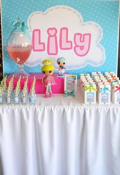 Hostess with the Mostess® - Lalaloopsy Birthday Party