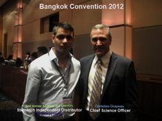 StemTech India-Christian Drapeau-StemTechs chief science officer-+91-9312610998