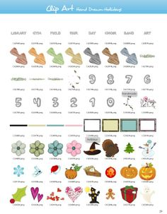 Hand drawn-holiday clipart
