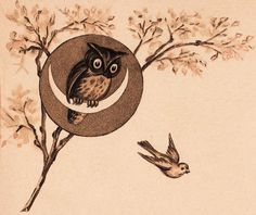 Vintage Owl in Moon Post Cards today price drop and special promotion. Get The best buyShopping Vintage Owl in Moon Post Cards today easy to Shops & Purchase Online - transferred directly secure and trusted checkout. Vintage Halloween Cards, Halloween Images, Vintage Holiday, Halloween Art, Vintage Cards, Happy Halloween, Vintage Moon, Halloween Patterns, Vintage Paper