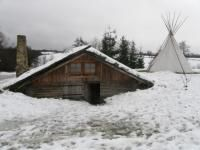 Obrázek Cabin, House Styles, Home Decor, Decoration Home, Room Decor, Cottage, Interior Decorating, Cottages