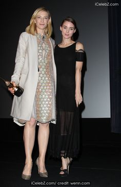 Rooney Mara Looking Forward to another Girl with the Dragon Tattoo Movie http://icelebz.com/celebs/rooney_mara/photo1.html
