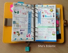 She's Eclectic: My week #32