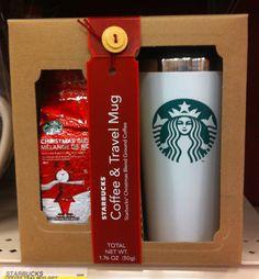 Starbucks Promo Gift Set