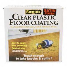 Rustins Plas Coat & Hardener 1 Litre Satin - woodcare and finishes - floor care - RUSTINS Plas Coat & Hardener 1 Litre Satin - Timber, Tool and Hardware Merchants established in 1933