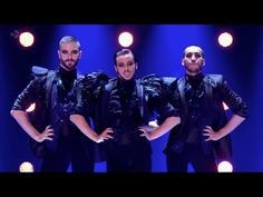 "Yanis Marshall, Arnaud & Mehdi. Britains Got Talent ""Semi Final Performance"" GAYEST Medley ever! - YouTube"