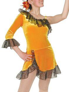 4c50c5324e Jalie 2441 - One-Sleeved Skating Dress - PDF Pattern Pdf Patterns