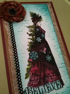 L pyrella from paperartsy