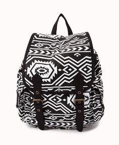 41a95609fd Tribal Pattern Backpack Tribal Patterns