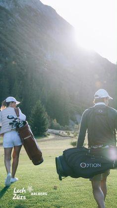Golfen im Bergsommer von Lech Zürs Berg, Fashion, Summer, Nice Asses, Moda, Fashion Styles, Fashion Illustrations