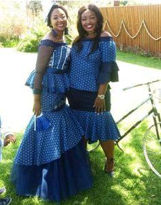 15+ shweshwe dresses 2018 can try