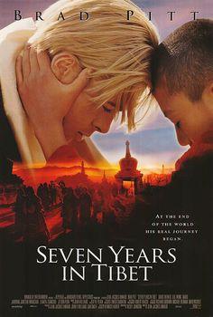 Seven Years in Tibet . . . mermerizing