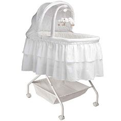 Childcare Comfort Bassinet White | Toys R Us mobile