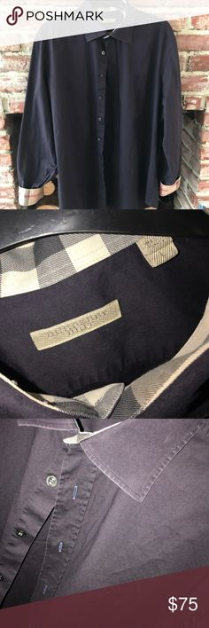 Burberry Long Sleeve Shirt Burberry long sleeve shirt Burberry Shirts Dress Shirts