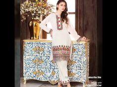Beautiful loan dress best collection from Pakistan Creative Video, Pakistan, Lawn, Beautiful, Collection, Dresses, Design, Fashion, Vestidos
