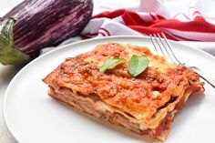 Lasagne alle melanzane makes an easy and delicious lasagne recipe the whole family will love. Bake our lasagne combining eggplant, ham and the best bechamel sauce for a mouth-watering treat. Get cooking today! Italian Pasta Recipes, Best Italian Recipes, Italian Dishes, Make Your Own Pasta, Lasagne Recipes, Food Mills, Bechamel Sauce, Pasta Machine, Eggplant