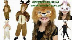 Leondisfraces.es - Disfraces Cristina. #disfraces de animales. Animal #costume www.leondisfraces.es