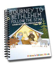 5 Free Christmas Programs for Children's Ministry